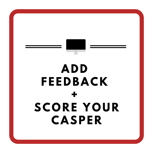 Add Feedback To Your CASPer