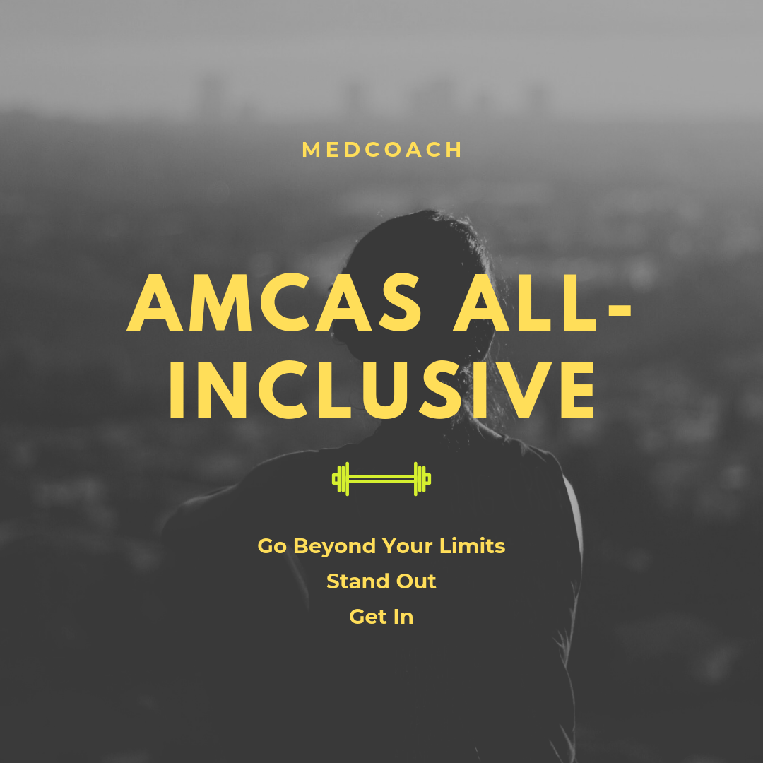 AMCAS All-Inclusive Package