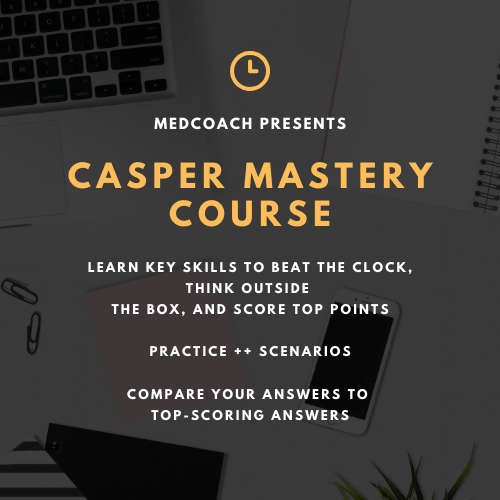 CASPer Crash Course Live